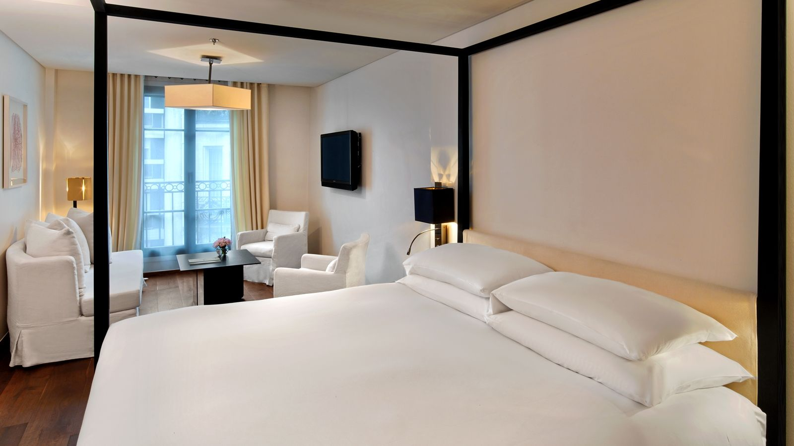 Junior Suite au Metropolitan