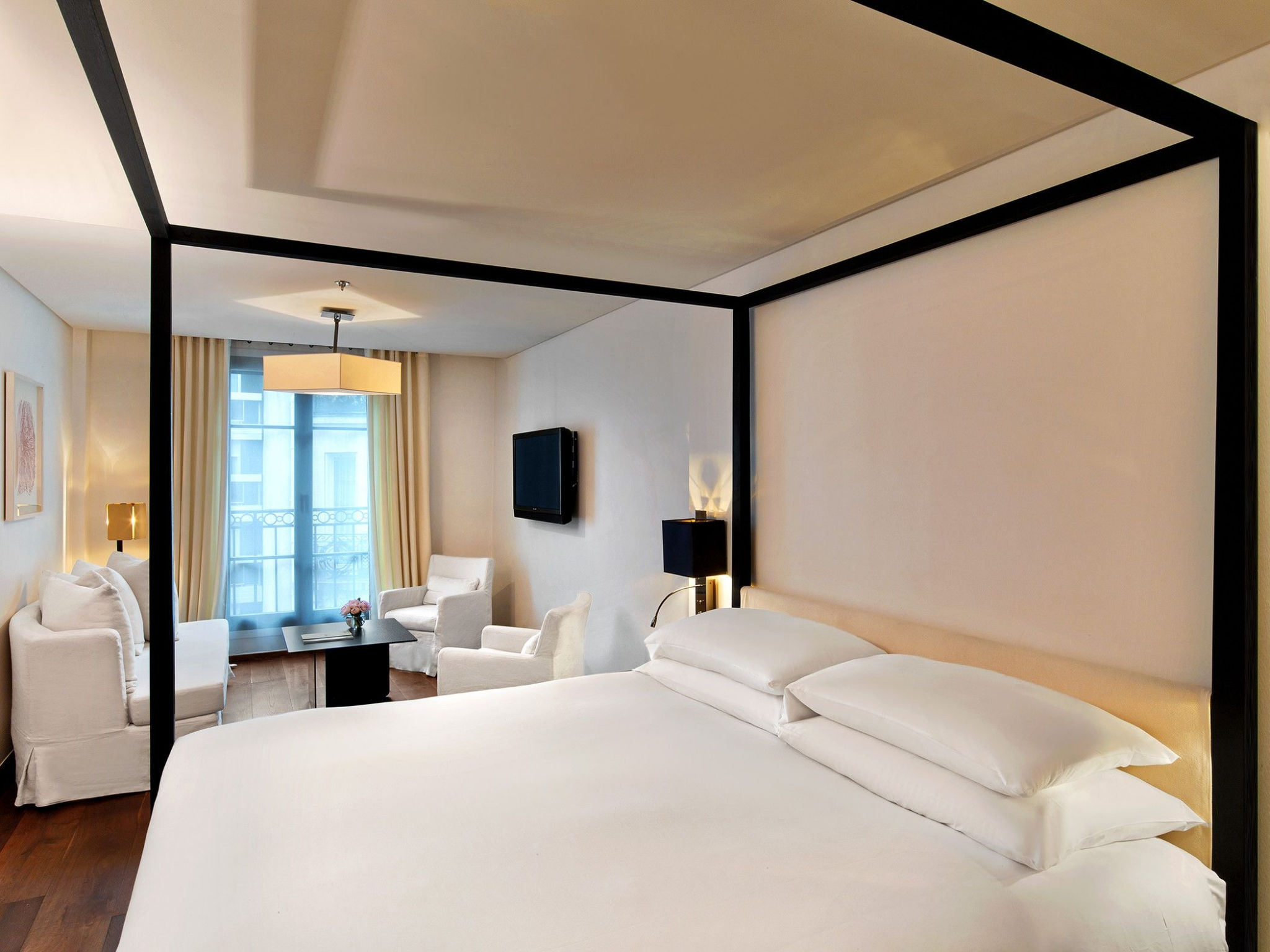 Chambre Junior Suite Le Metropolitan Paris